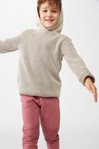 Blake Knit, WASHED WALNUT