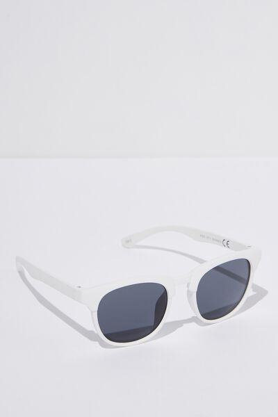 Kids City Sunglasses, WHITE