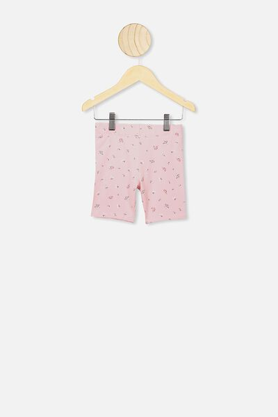 Hailey Short, MARSHMALLOW/FLORAL FIELDS MINI
