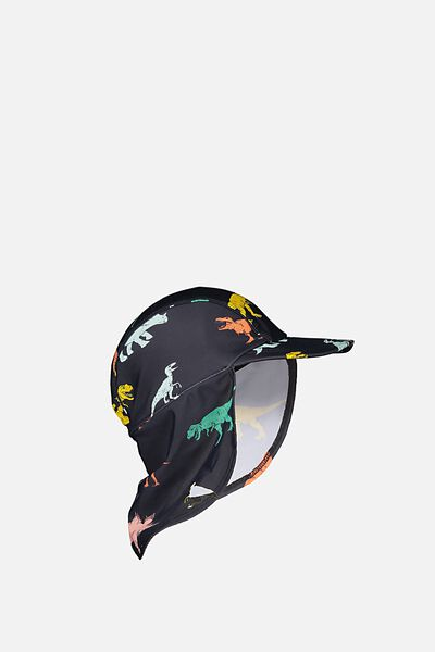 Swim Hat, PHANTOM/DINOSAUR