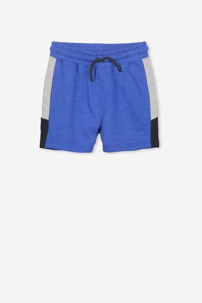 Henry Slouch Short, ULTRA BLUE/SPLICE
