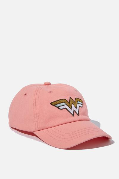 Licensed Baseball Cap, LCN WB/WONDERWOMAN