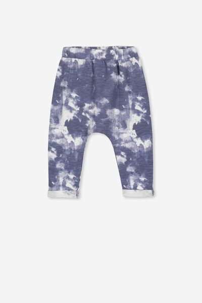 Frankie Pant, WASHED DARK BLUE