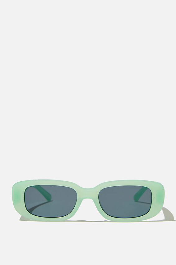 Kids Retro Sunglasses, SPEARMINT