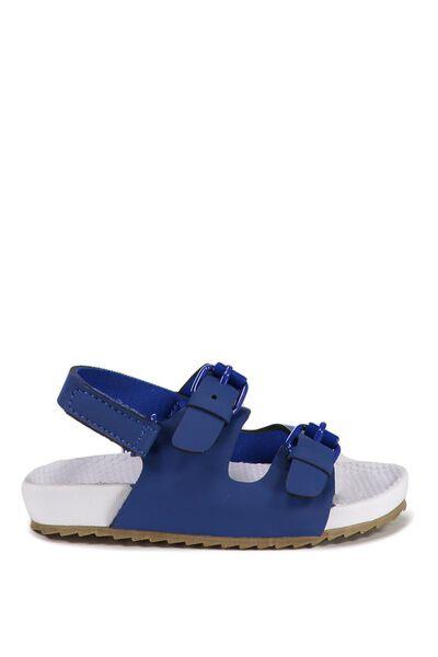 Mini Sling Back Sandal, BLUE