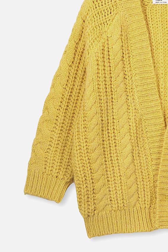 Cooper Cardigan, CORN SILK