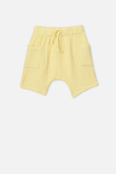 Jordan Shorts, PASTEL LEMON