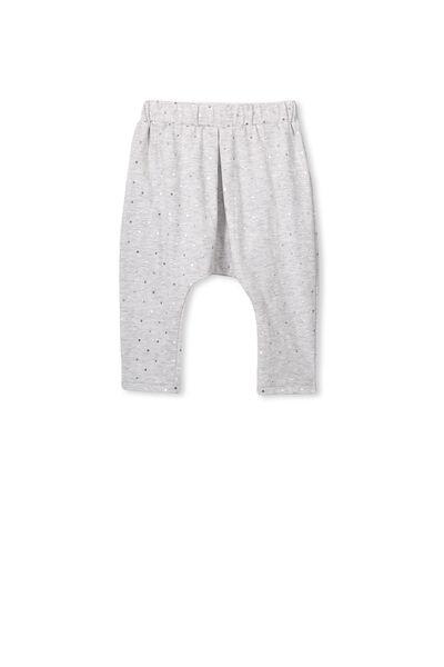 Lola Slouch Pants, CLOUD MARLE/FOIL SPOT