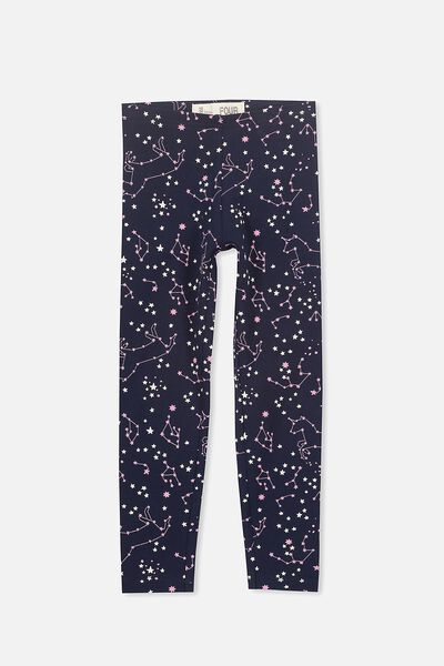 Huggie Tights, PEACOAT/UNICORN CONSTELLATIONS
