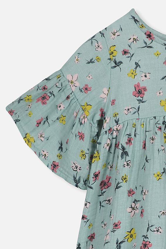 Poppy Dress, ETHER/BEAUTIFUL FLORAL