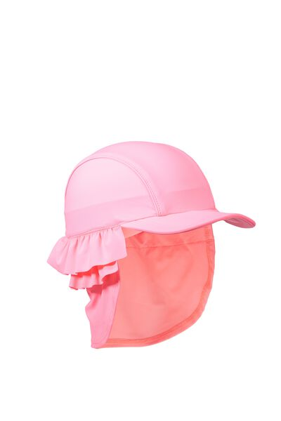 Swim Hat, FIZZY PINK