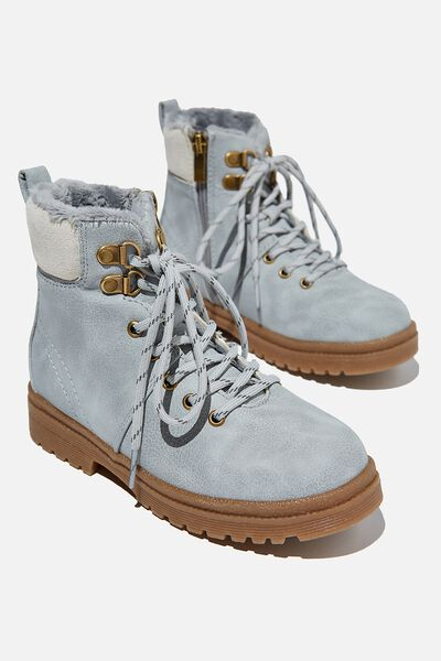 Crafted Hiker Boot, WINTER GREY