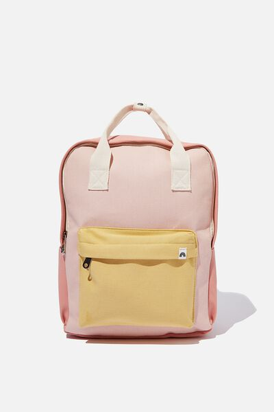Back To School Backpack, PINK