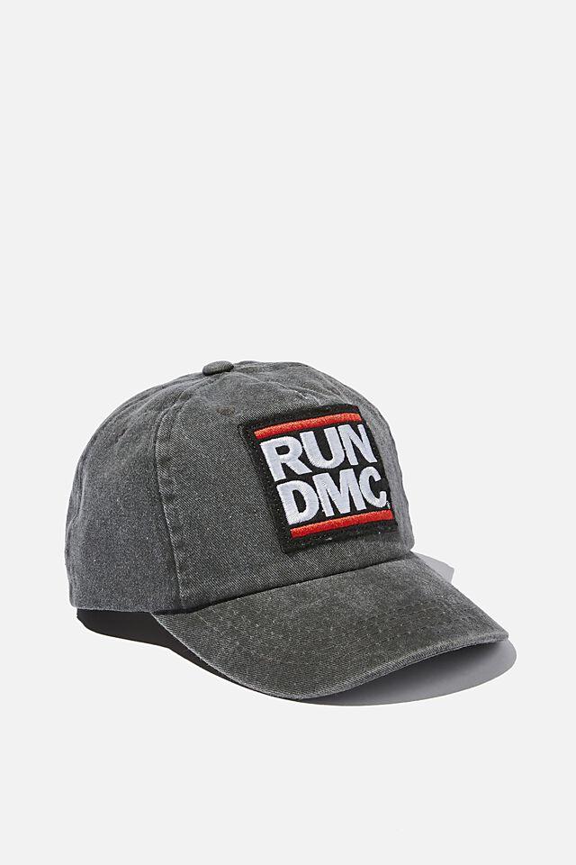 Run-DMC Baseball Cap, LCN RUN DMC