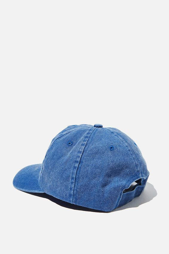 Licensed Baseball Cap Old Style Number, LCN ICE CUBE
