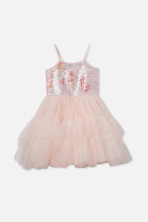 License Iris Dress Up Dress, LCN HAS/CRYSTAL PINK MY LITTLE PONY CLOUDS