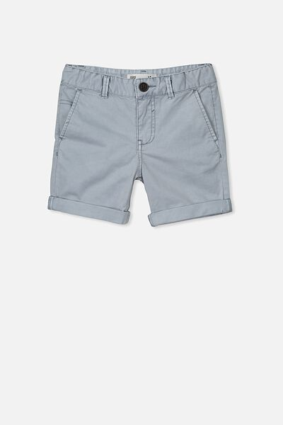 Walker Chino Short, ETHER BLUE