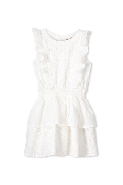 Amber Dress, VANILLA