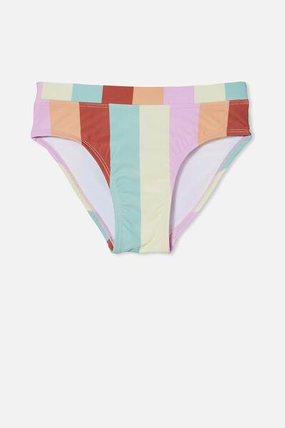 Pippa Bikini Bottom, RAINBOW STRIPE