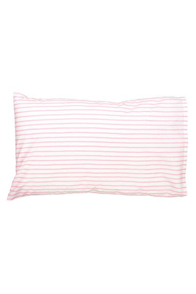 Pillowcase, PINK STRIPE
