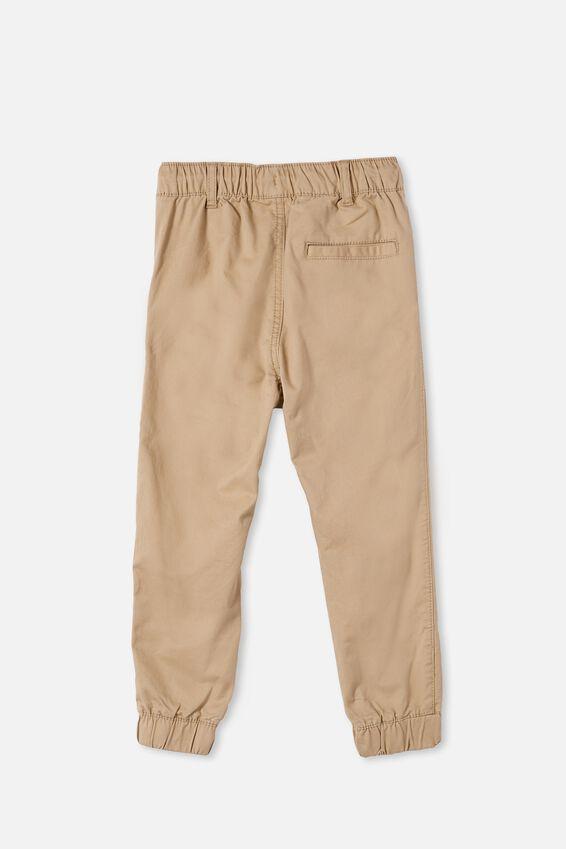 Logan Cuffed Pants, WASHED STONE