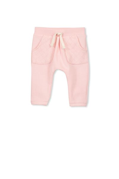 Shelby Trackpant, SEA PINK