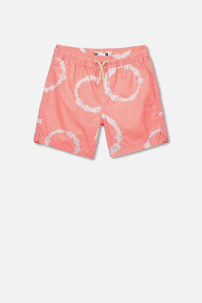Volly Short, CIRCLE TIE DYE