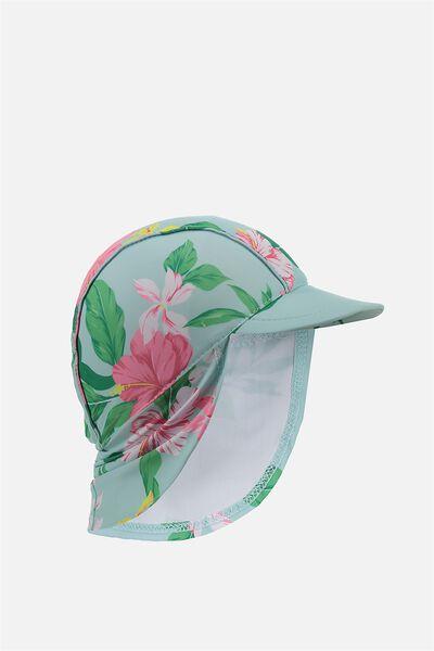 Nb Sonny Hat, BATEAU BLUE/FLORAL