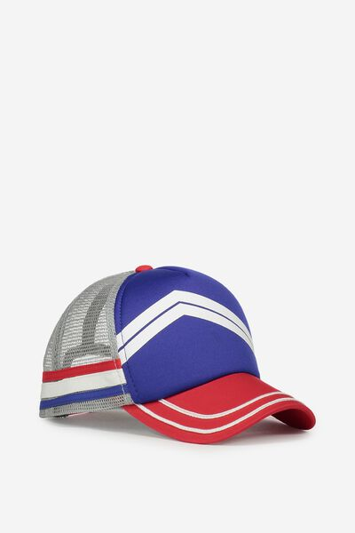 Retro Cap, RETRO STRIPE