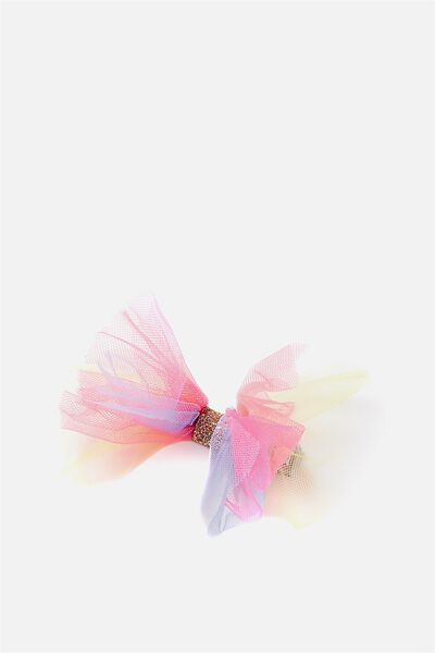 Fashion Hair Clips, PARTY POP TULLE