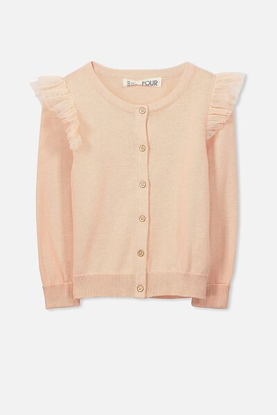 Emily Cardi, WINTER PINK/TULLE