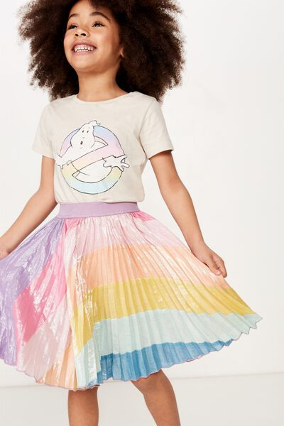 Kimberly Dress Up Skirt, RAINBOW DREAM