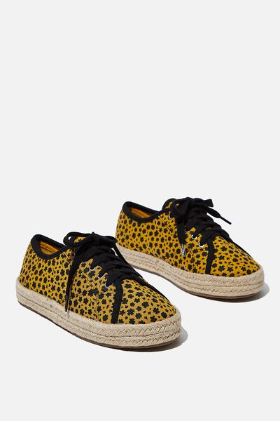 Lace Up Espadrille, DAISY ANIMAL