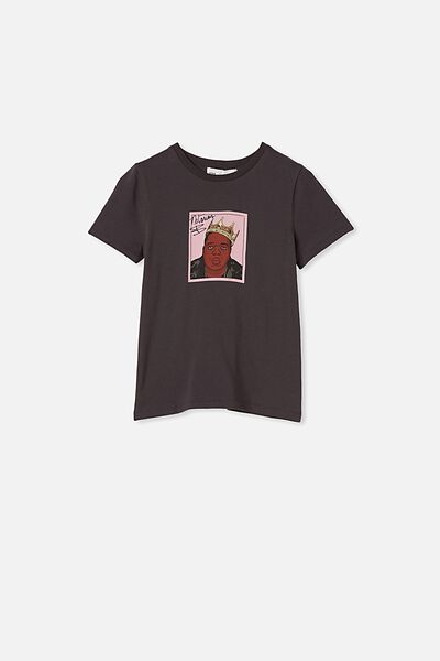 License Short Sleeve Tee, LCN MT PHANTOM/BIGGIE ITS ALL GOOD