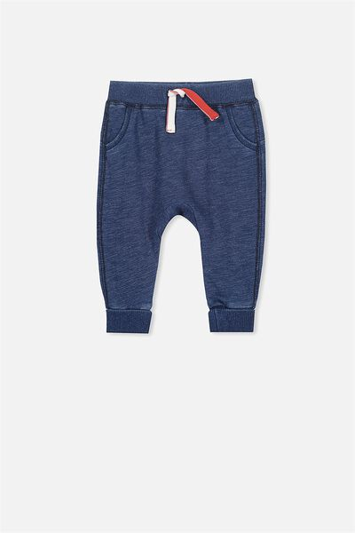 License Shelby Track Pants, INDIGO/MICKEY