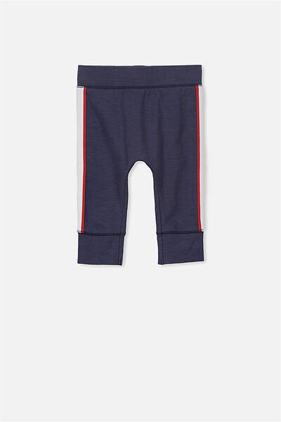 Mini Legging, WASHED NAVY SPORT