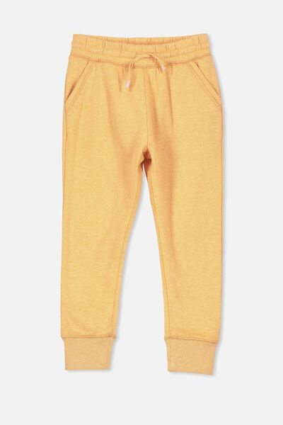 Kallie Trackpant, MINERAL YELLOW MARLE