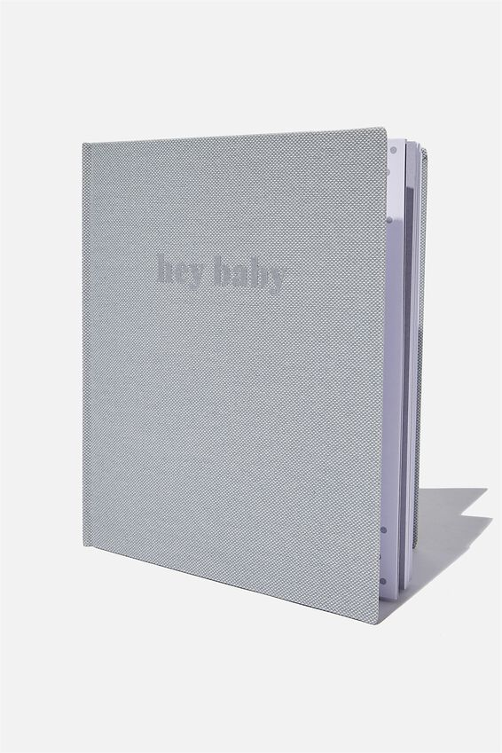 Baby Book, HEY BABY ETHER