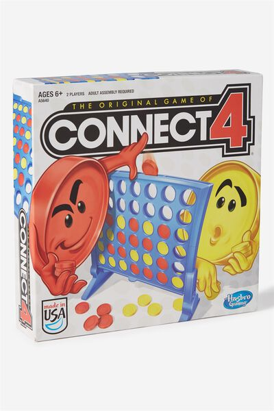 Connect 4, A5 640 CONNECT 4