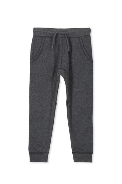 Luca Trackpant, CHARCOAL MARLE