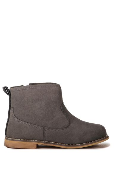 Phoebe Ankle Boot, GREY