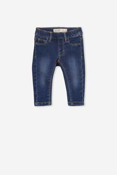 Charlie Denim Jean, BLUE DENIM