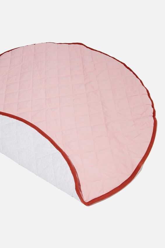 Baby Quilted Play Mat, ZEPHYR