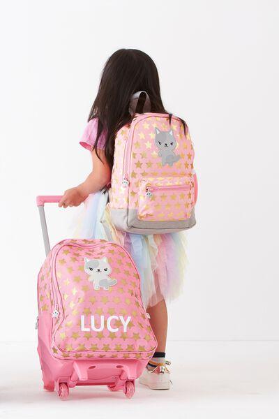 Sunny Buddy Wheelie Suitcase Personalised, AVA