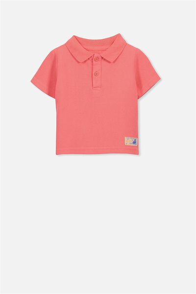 Hugo Polo Tee, WASHED BANGBANG