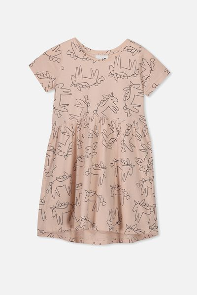 aa4c2e59 Girls Dresses - Short Sleeve Dresses & More | Cotton On