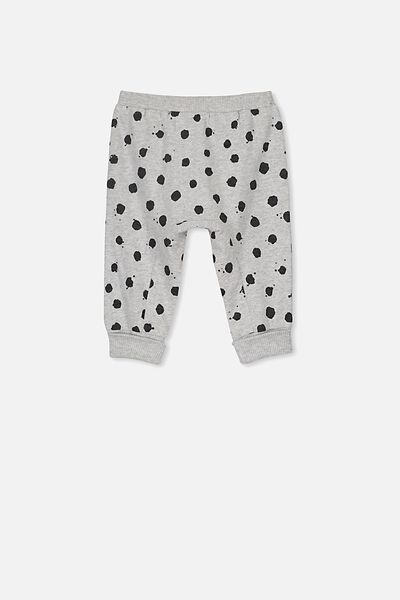 Casey Trackpant, CLOUD MARLE/INK SPOT