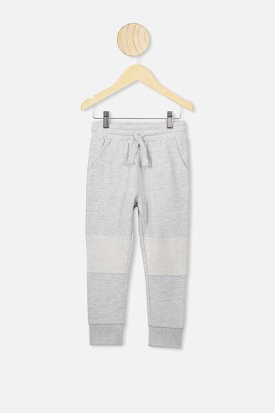 Heritage Trackpant, SUMMER GREY MARLE