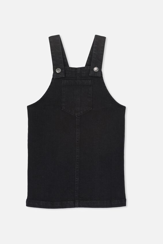 Summer Pinafore, BLACK