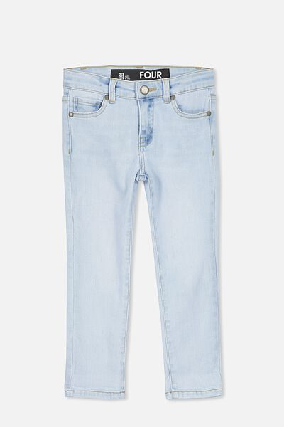 Ollie Slim Leg Jean, MALIBU BLUE
